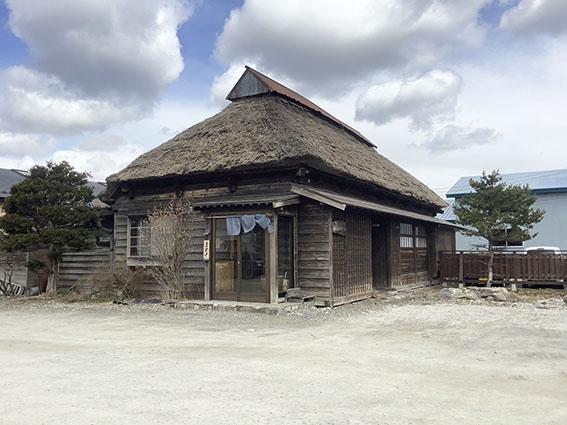 滝野庵の外観の写真
