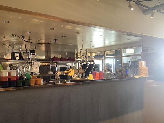 ジョリジェリ厨房の写真
