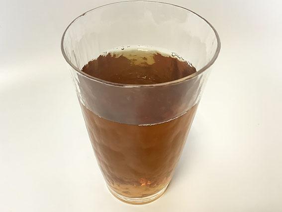 黒豆茶グラスの写真