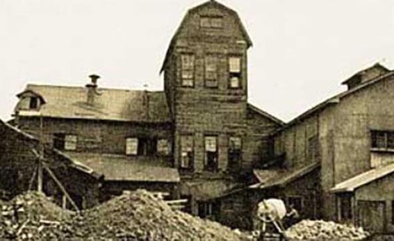 旧工場の写真