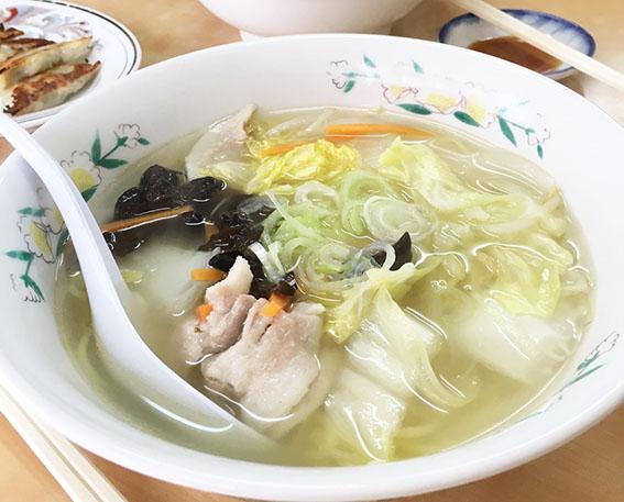 慈養軒タンメンの写真