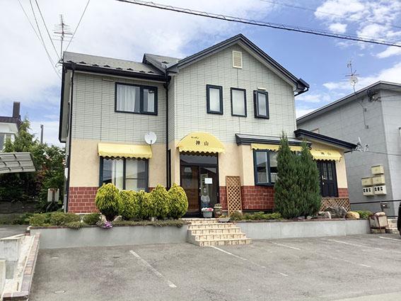 キッチン神山の建物写真