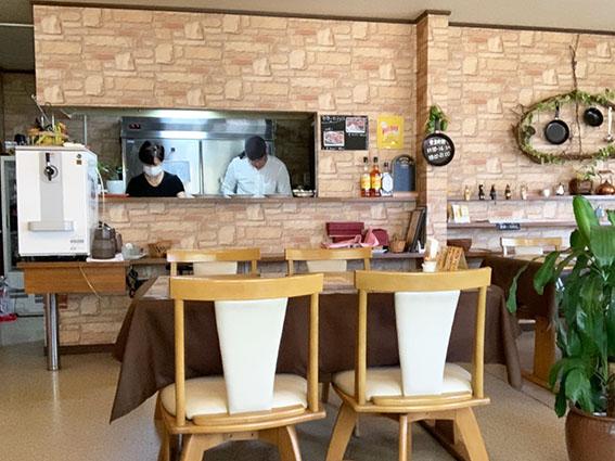 キッチン神山厨房の写真