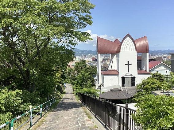 函館市元町の写真