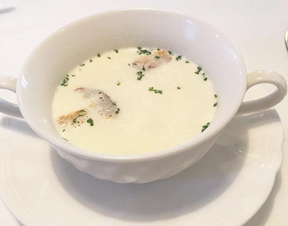 白株のスープ
