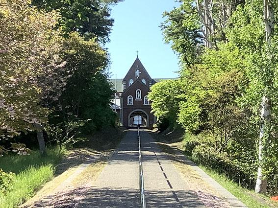 トラピスト修道院の写真