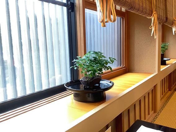蕎麦蔵和室の写真