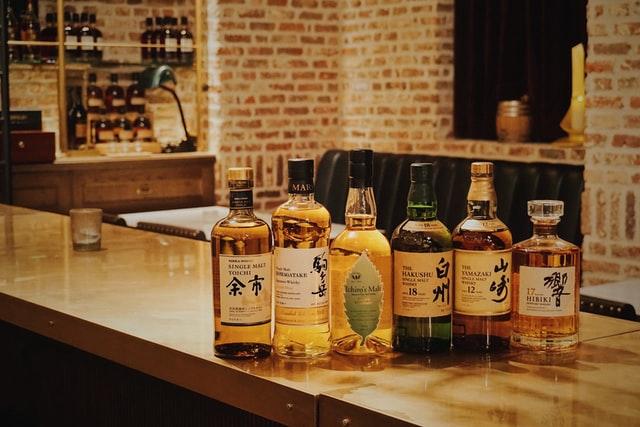 ウイスキーの写真