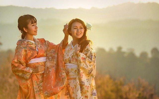 日本人の写真