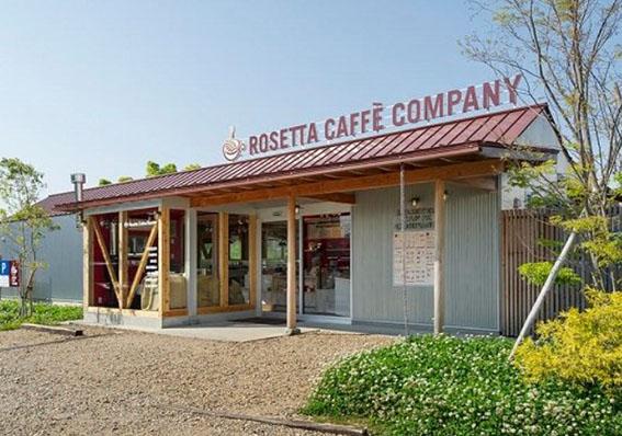 ロゼッタカフェカンパニー本店の写真
