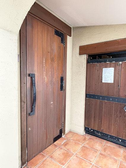 BIANCHI(ビアンキ)入り口の写真