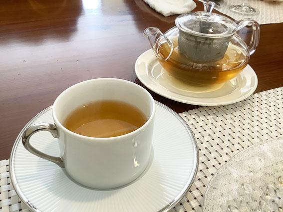 唐草館おちゃらか茶の写真