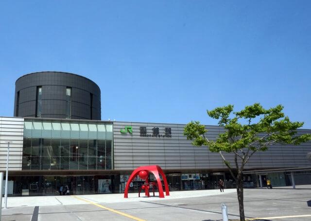 函館駅前ランチのアイキャッチ画像
