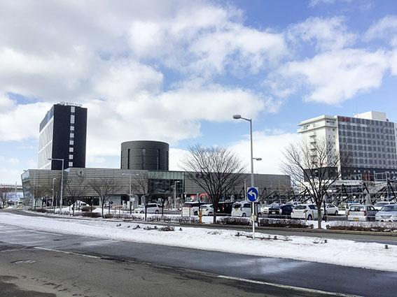 函館駅前周辺の写真