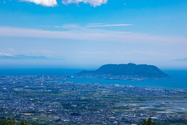 函館山の画像