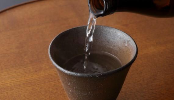 寝酒にいい酒焼酎のお湯割り画像