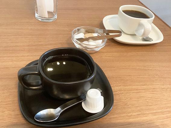 自家焙煎コーヒーの写真
