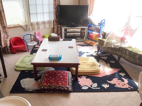 楽膳美和邸家族部屋写真