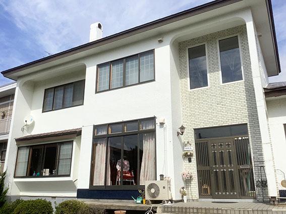 楽膳美和邸の建物写真